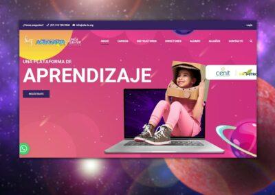 Ella es Astronauta