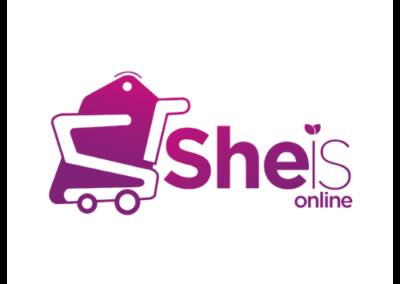 She is Online